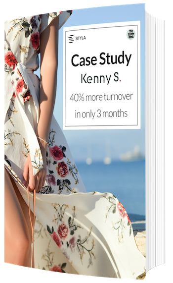 kenny s case study book cover english